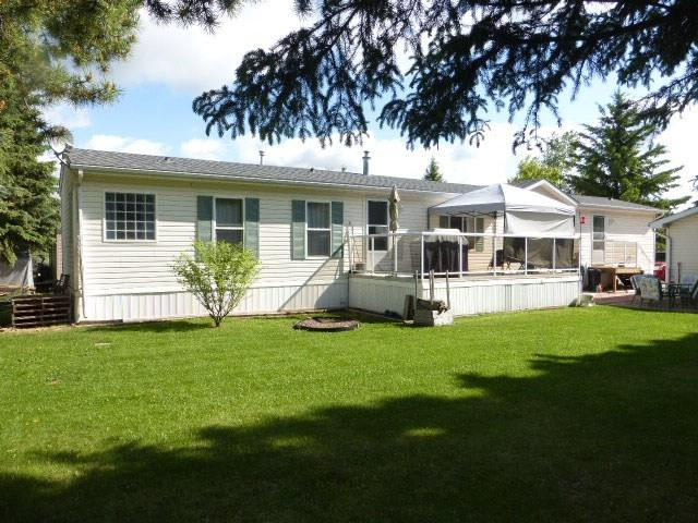 10 Village Green M.H. Park, Warburg, AB T0C 2T0 (#E4114514) :: The Foundry Real Estate Company