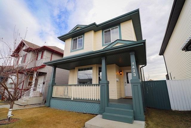 4423 152 Avenue, Edmonton, AB T5Y 3C3 (#E4114778) :: The Foundry Real Estate Company