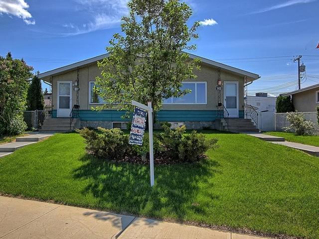8307-8309 69 Avenue, Edmonton, AB T6C 0A1 (#E4114889) :: The Foundry Real Estate Company