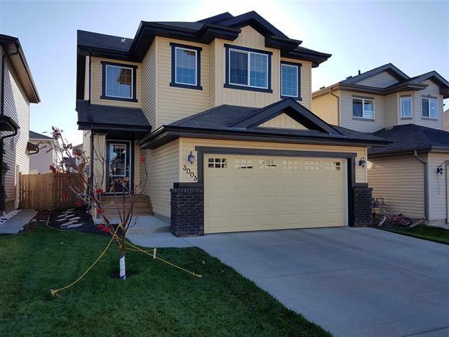 3003 26 Avenue, Edmonton, AB T6T 0H6 (#E4115662) :: The Foundry Real Estate Company