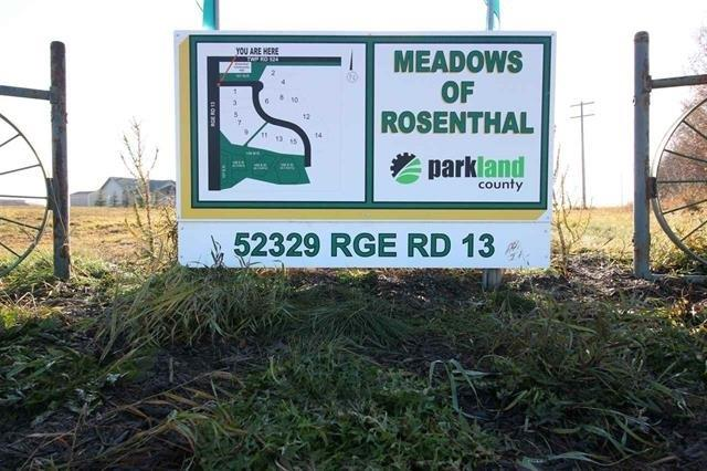 9 52329 Rge Rd 13 Road, Rural Parkland County, AB T7Z 1X4 (#E4117206) :: Initia Real Estate