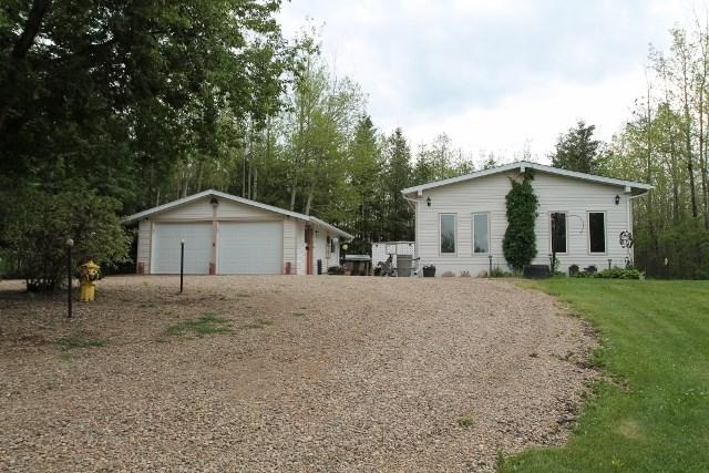 331 58532 Rng Rd 113, Rural St. Paul County, AB T0A 2Y0 (#E4118136) :: The Foundry Real Estate Company