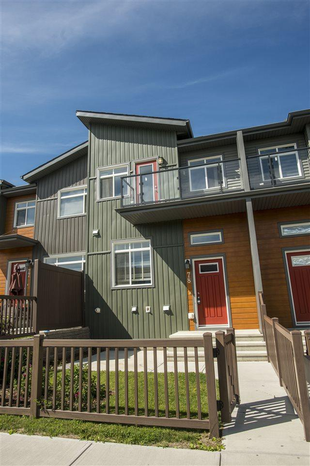 78 7503 GETTY, Edmonton, AB T5T 4S8 (#E4120852) :: The Foundry Real Estate Company