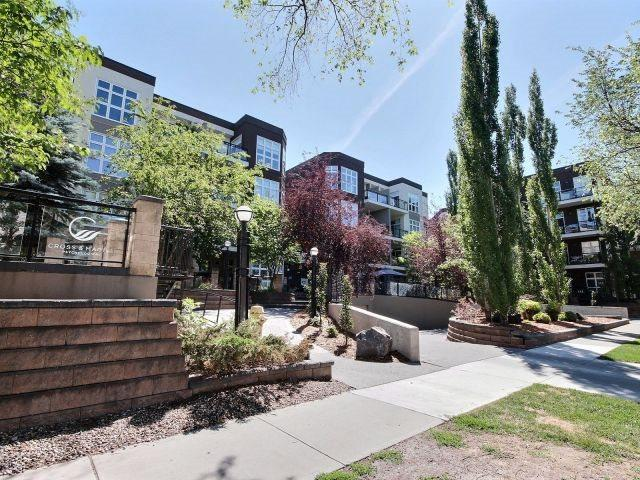 210 10411 122 Street, Edmonton, AB T5N 4C2 (#E4121621) :: The Foundry Real Estate Company