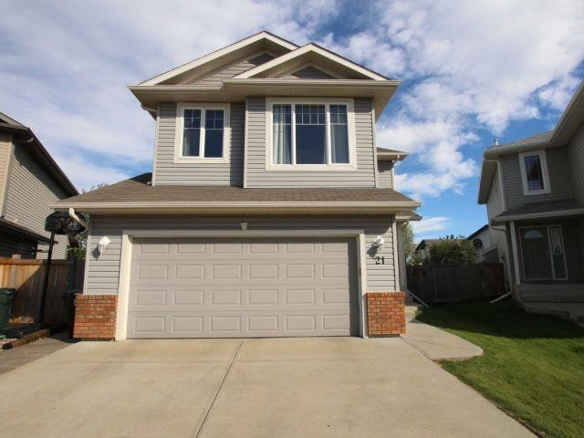 21 Landon Crescent, Spruce Grove, AB T7X 0E4 (#E4121713) :: The Foundry Real Estate Company