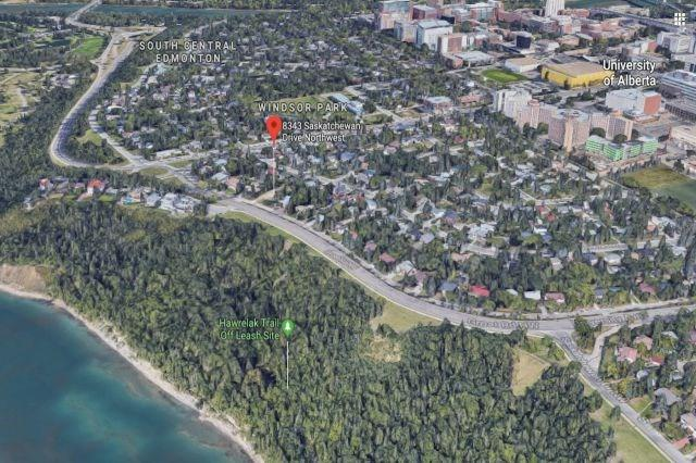 8343 Saskatchewan Drive, Edmonton, AB T6G 2A7 (#E4123063) :: Müve Team | RE/MAX Elite