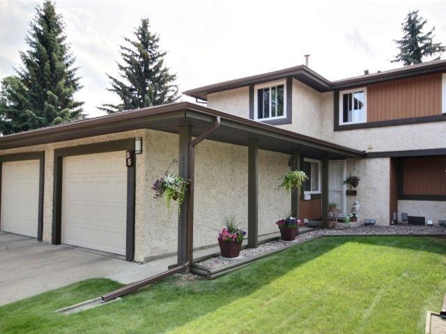 95 Forest Grove, St. Albert, AB T8N 2Y1 (#E4123457) :: The Foundry Real Estate Company