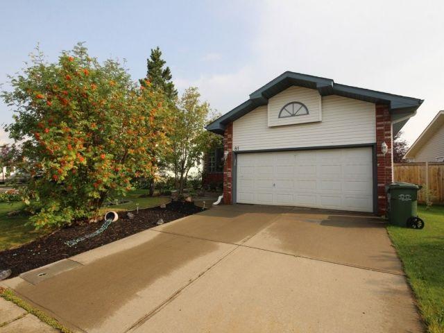 81 Meadowview Drive, Leduc, AB T9E 6N6 (#E4124963) :: The Foundry Real Estate Company