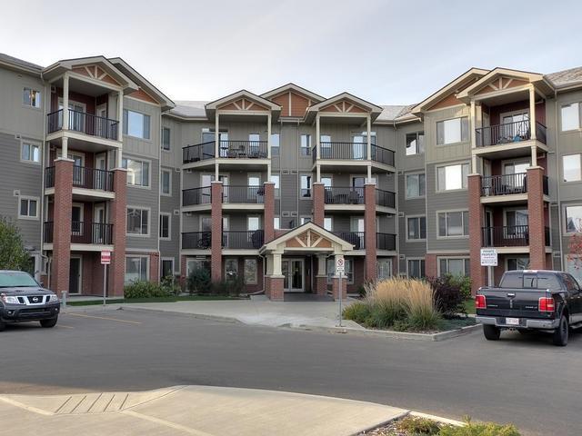 118 3715 Whitelaw Lane, Edmonton, AB T6W 2C3 (#E4125052) :: The Foundry Real Estate Company