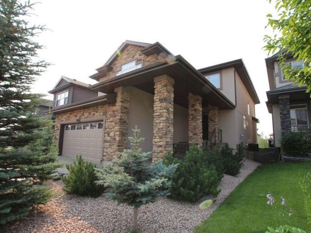 2724 Watcher Way, Edmonton, AB T6W 0X6 (#E4125312) :: GETJAKIE Realty Group Inc.