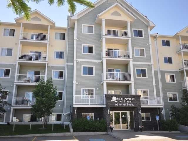 316 9910 107 Street, Morinville, AB T8R 0C3 (#E4125834) :: The Foundry Real Estate Company