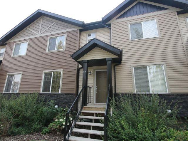 23 12004 22 Avenue, Edmonton, AB T6W 0T1 (#E4125925) :: The Foundry Real Estate Company
