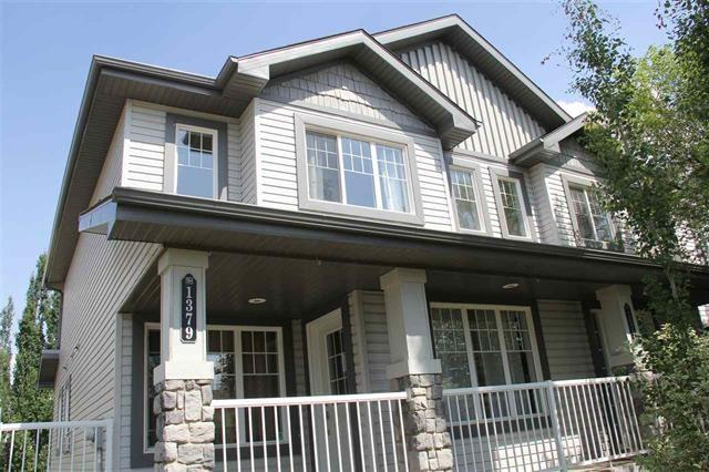 1379 Rutherford Road, Edmonton, AB T6W 1T8 (#E4126075) :: The Foundry Real Estate Company