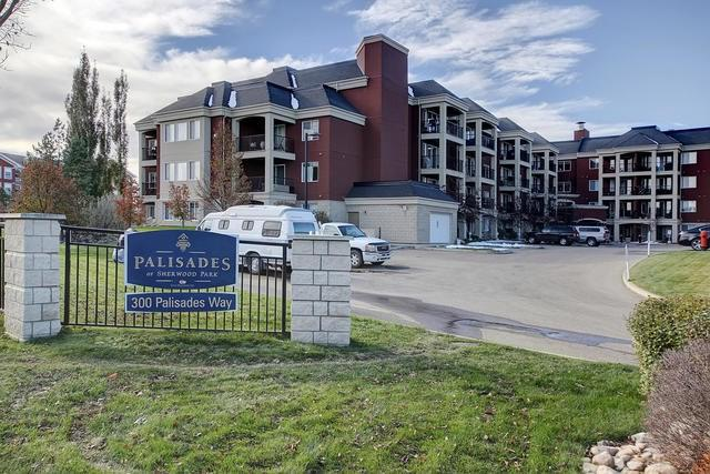 228 300 Palisades Way, Sherwood Park, AB T8H 2T9 (#E4126135) :: The Foundry Real Estate Company