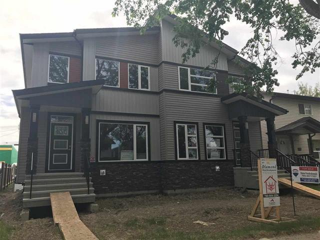 12139 122 Street, Edmonton, AB T5L 0C9 (#E4127113) :: The Foundry Real Estate Company