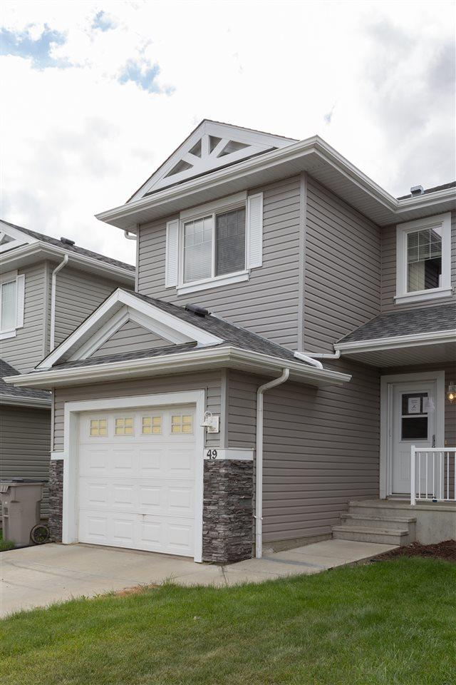49 5101 Soleil Boulevard, Beaumont, AB T4X 0E3 (#E4127162) :: The Foundry Real Estate Company