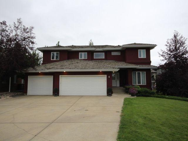 4 Kastle Point(E), St. Albert, AB T8N 6S8 (#E4127189) :: The Foundry Real Estate Company