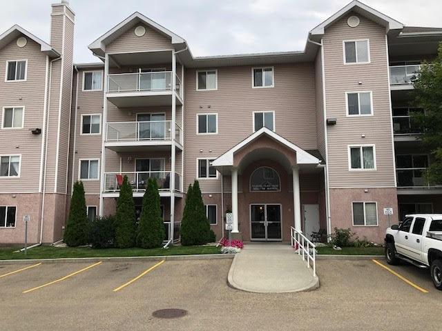 401 5106 49 Avenue, Leduc, AB T9E 8H2 (#E4127280) :: The Foundry Real Estate Company
