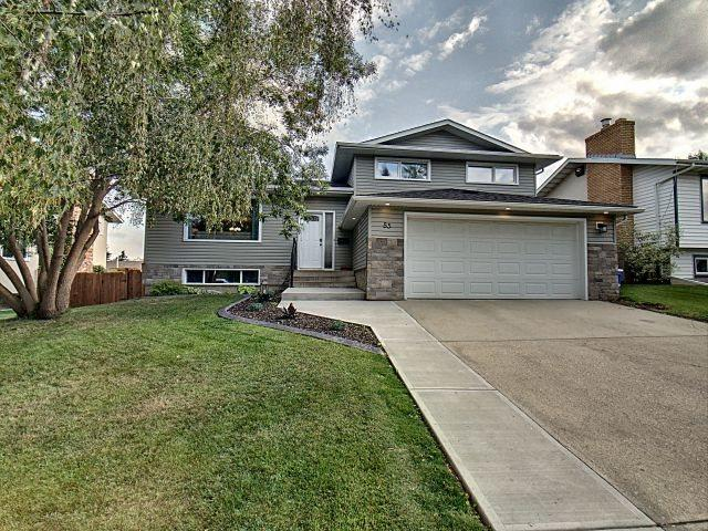 85 Granville Crescent, Sherwood Park, AB T8A 3C1 (#E4128078) :: The Foundry Real Estate Company