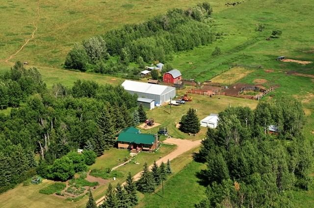 63101 Rge Rd 444, Rural Bonnyville M.D., AB T0A 0B0 (#E4128323) :: The Foundry Real Estate Company
