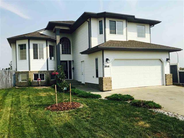 2848 152 Avenue, Edmonton, AB T5Y 2Y8 (#E4128707) :: The Foundry Real Estate Company