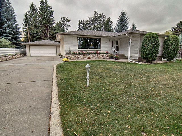 12 Sylvan Drive, St. Albert, AB T8N 0G8 (#E4129113) :: The Foundry Real Estate Company