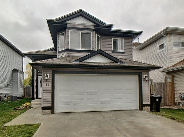 11 Heatherlands Way, Spruce Grove, AB T7X 4L3 (#E4129272) :: Müve Team | RE/MAX Elite