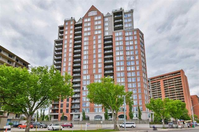708 9020 Jasper Avenue, Edmonton, AB T5H 3S8 (#E4129335) :: Müve Team   RE/MAX Elite