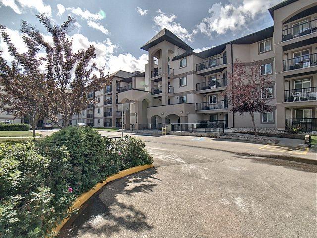 327 13111 140 Avenue, Edmonton, AB T6V 0B1 (#E4129530) :: The Foundry Real Estate Company