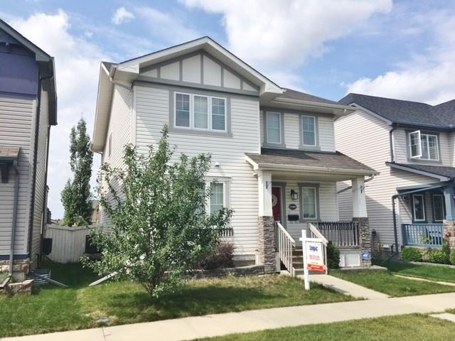 3106 Trelle Loop, Edmonton, AB T6R 0A1 (#E4130657) :: GETJAKIE Realty Group Inc.