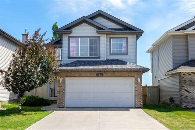 752 Lauber Crescent, Edmonton, AB T6R 3J9 (#E4131373) :: The Foundry Real Estate Company