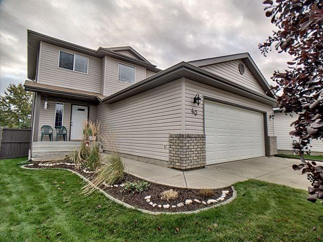 40 Harmony Crescent, Stony Plain, AB T7Z 2S3 (#E4131473) :: Müve Team | RE/MAX Elite