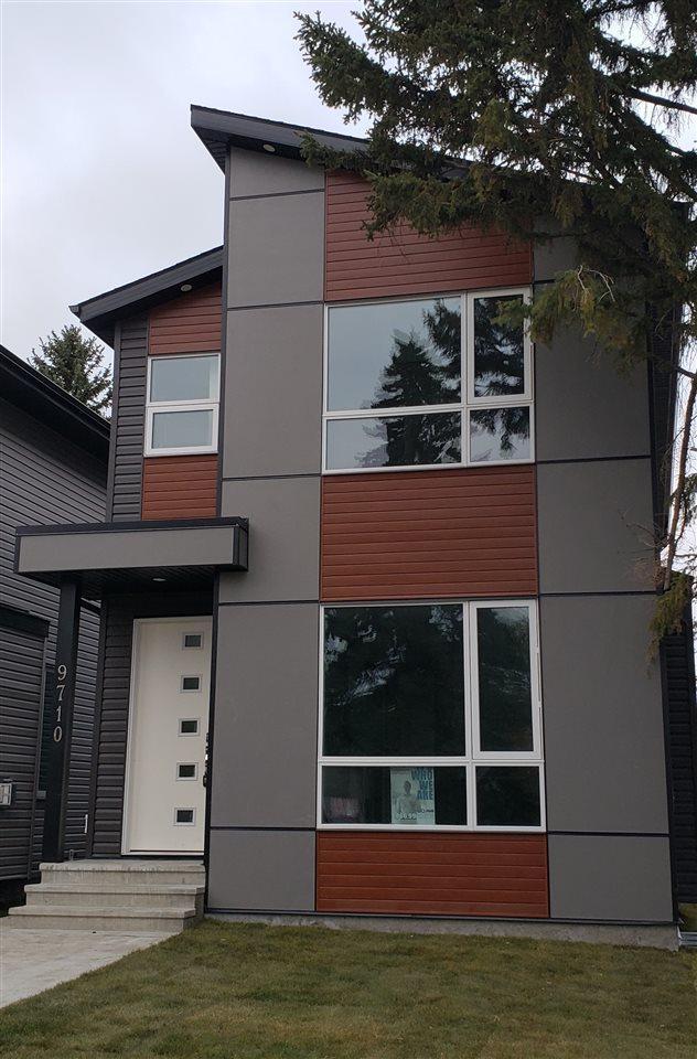 9710 158 Street, Edmonton, AB T5P 2X1 (#E4131622) :: The Foundry Real Estate Company