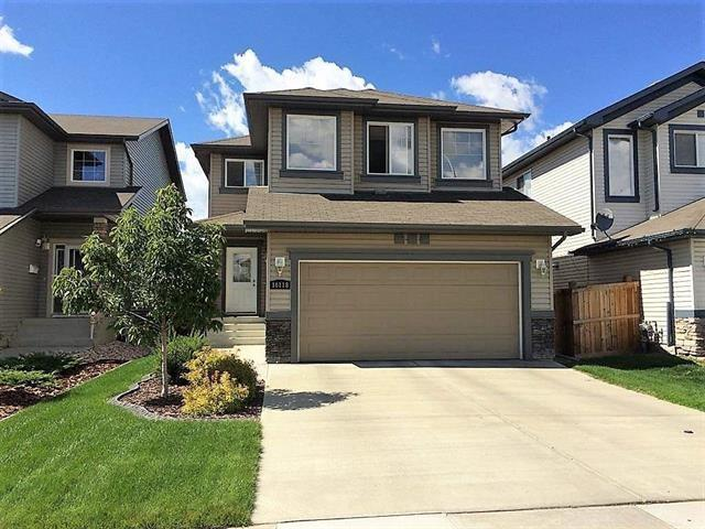16118 137A Street, Edmonton, AB T6V 0E1 (#E4131767) :: The Foundry Real Estate Company