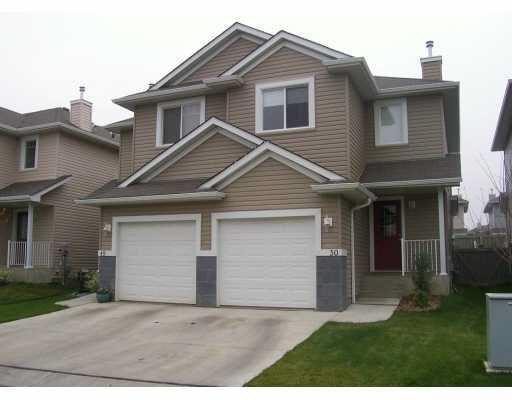 50 287 Macewan Road, Edmonton, AB T6W 1T4 (#E4132902) :: The Foundry Real Estate Company