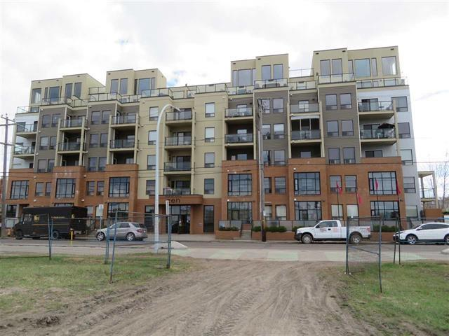 202 11425 105 Avenue N, Edmonton, AB T5H 0C5 (#E4136028) :: The Foundry Real Estate Company
