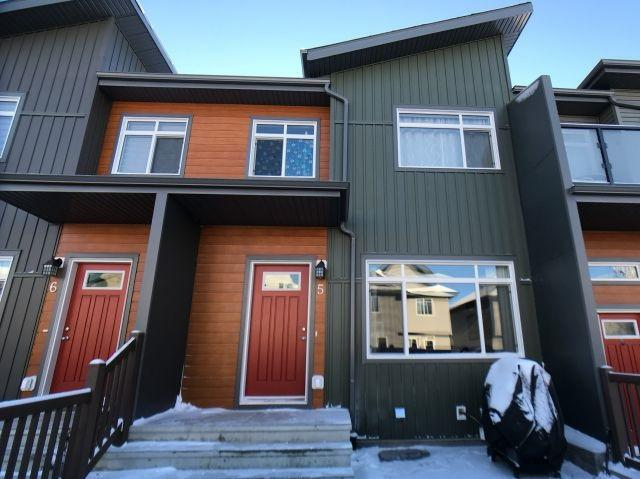 5 7503 Getty Gate, Edmonton, AB T5T 4S8 (#E4136527) :: The Foundry Real Estate Company