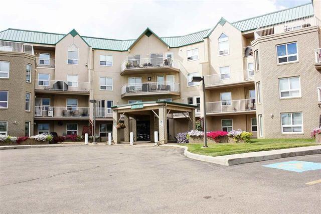 304 9926 100 Avenue, Fort Saskatchewan, AB T8L 4E3 (#E4137090) :: The Foundry Real Estate Company