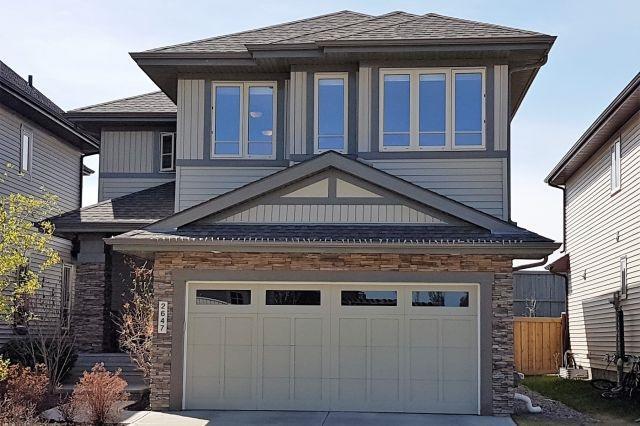2647 Anderson Crescent, Edmonton, AB T6W 0K7 (#E4137480) :: The Foundry Real Estate Company