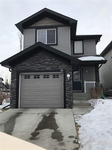 10 1730 Leger Gate, Edmonton, AB T6R 0R3 (#E4137802) :: Müve Team | RE/MAX Elite