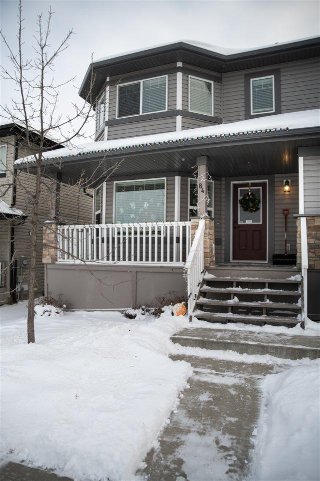84 Spruce Village Drive, Spruce Grove, AB T7X 0B9 (#E4137923) :: Müve Team | RE/MAX Elite