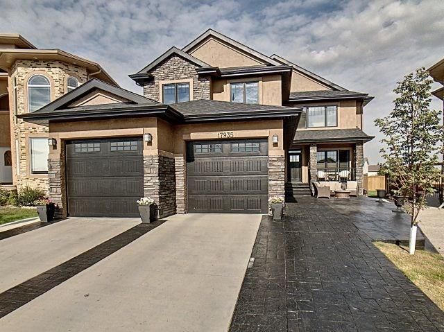 17935 110A Street, Edmonton, AB T5X 6K5 (#E4140234) :: The Foundry Real Estate Company