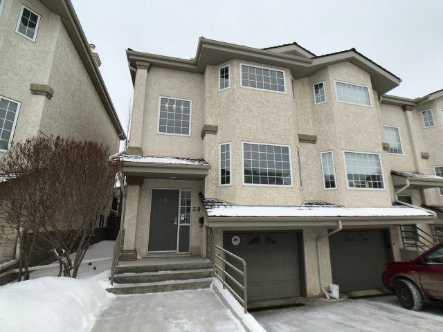 39 1295 Carter Crest Road, Edmonton, AB T6R 2N6 (#E4142012) :: The Foundry Real Estate Company