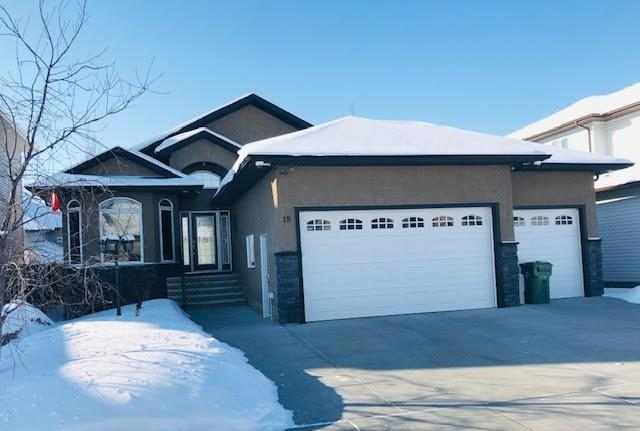 18 King Street, Leduc, AB T9E 0A3 (#E4143837) :: Müve Team | RE/MAX Elite
