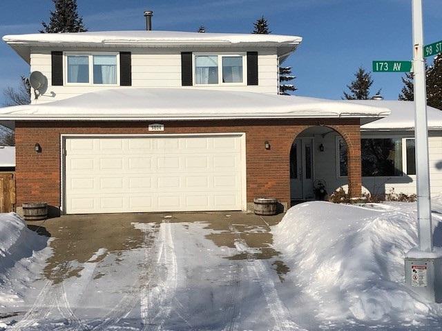 9804 173 Avenue, Edmonton, AB T5X 3X9 (#E4144309) :: The Foundry Real Estate Company