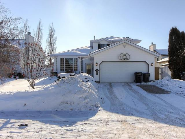 5 Grassview Crescent, Spruce Grove, AB T7X 3H3 (#E4145938) :: The Foundry Real Estate Company