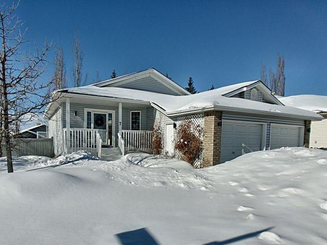 7 Heritage Way, St. Albert, AB T8N 5V5 (#E4146150) :: The Foundry Real Estate Company