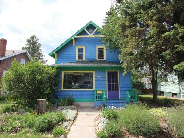 4618 49 Street, Camrose, AB T4V 1M5 (#E4146263) :: Mozaic Realty Group