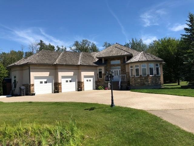 53217 Rge Rd 263, Rural Parkland County, AB T7X 3J2 (#E4147170) :: Initia Real Estate