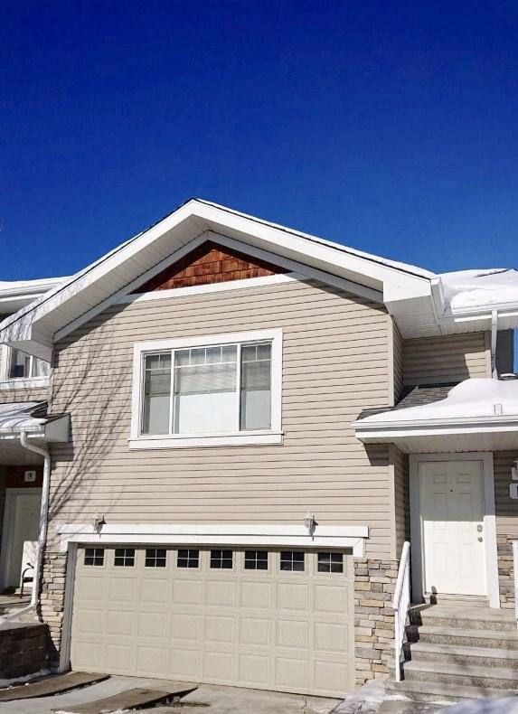 17 2508 Hanna Crescent, Edmonton, AB T6R 3N7 (#E4147633) :: The Foundry Real Estate Company